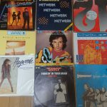 80's disco イベント用12インチシングルのハイレゾ化