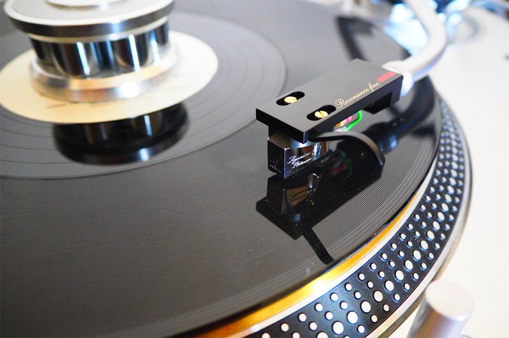 レコードのデジタル高音質変換やハイレゾならレコードデジタルラボへ