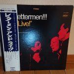 「The Letterman」未CD化レコードライブ物のCD化