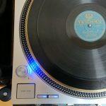 「祭事記録SP盤と民謡7インチEP」のデジタル化