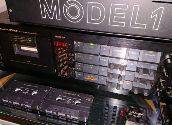 カセットテープのデジタル化
