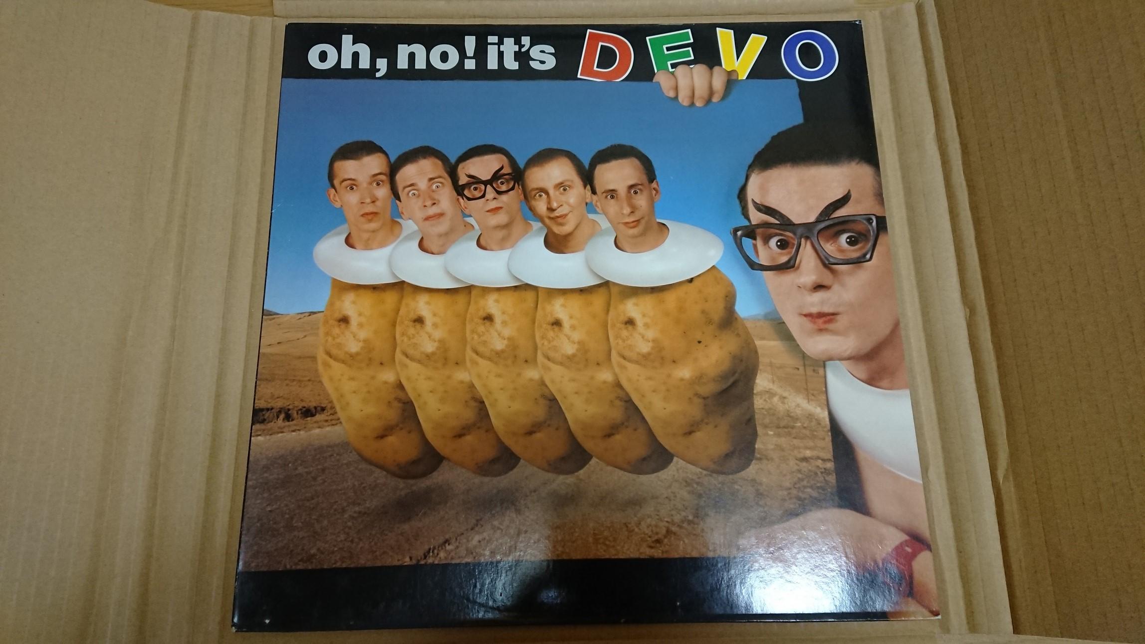 devo-Oh, No! It's Devo