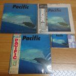 3枚のレコードとCDの比較